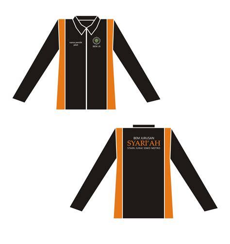 contoh desain jaket  baju nuansamanagement