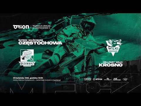 Czestochowa vs Krosno tesztmeccs teljes verseny