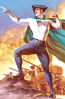 Alex Ross Superpowers