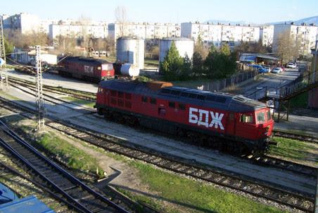 РЖД претендуют на покупку грузовых «Болгарских железных дорог»