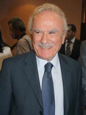Pierre Sadeq em foto de 2005 (Foto: AFP)