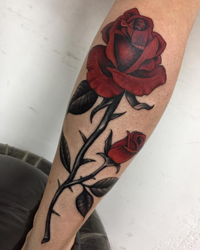 80 Stylish Roses Tattoo Designs Meanings Best Ideas Of 2019
