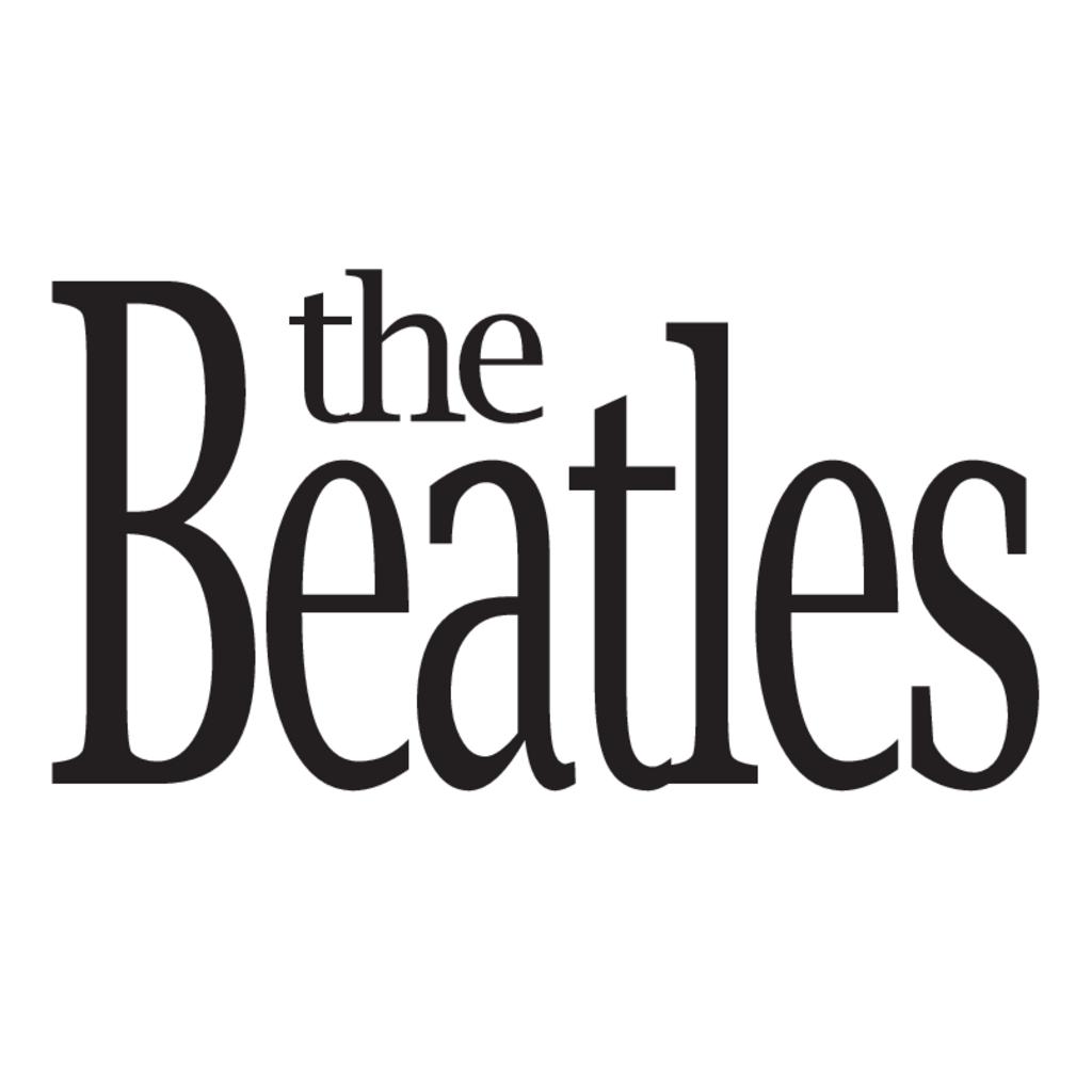 The Beatles logo, Vector Logo of The Beatles brand free ...