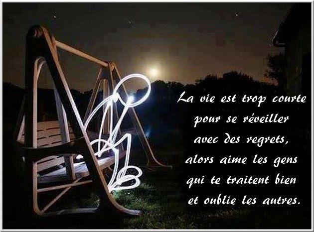 Image De Citation Citation Sur La Vie Qui Est Courte