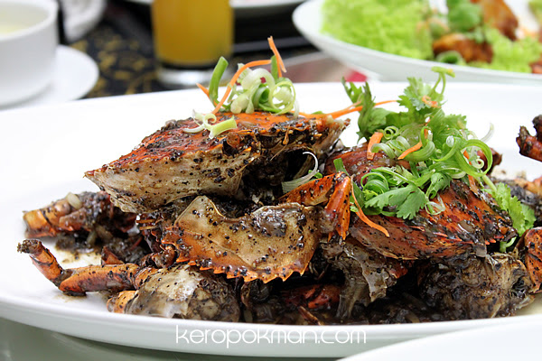 Black Pepper Sri Lankan Crabs