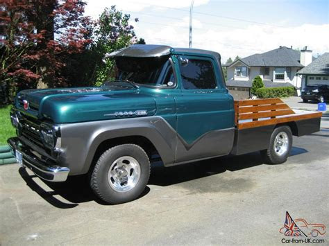 ford pickup resto mod    kind sharpfasteye