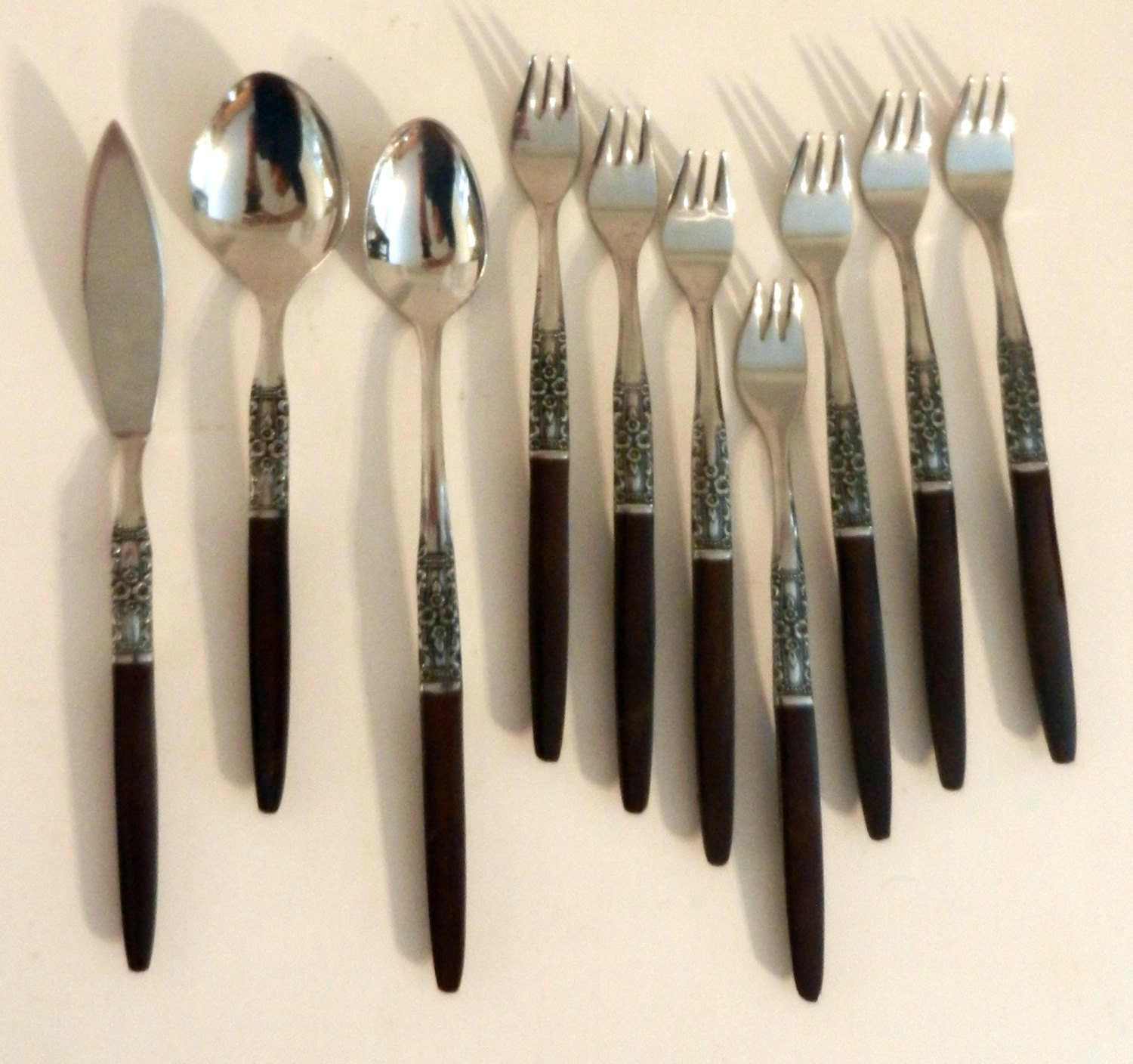 Oneida Japan Stainless Flatware Patterns Pictures