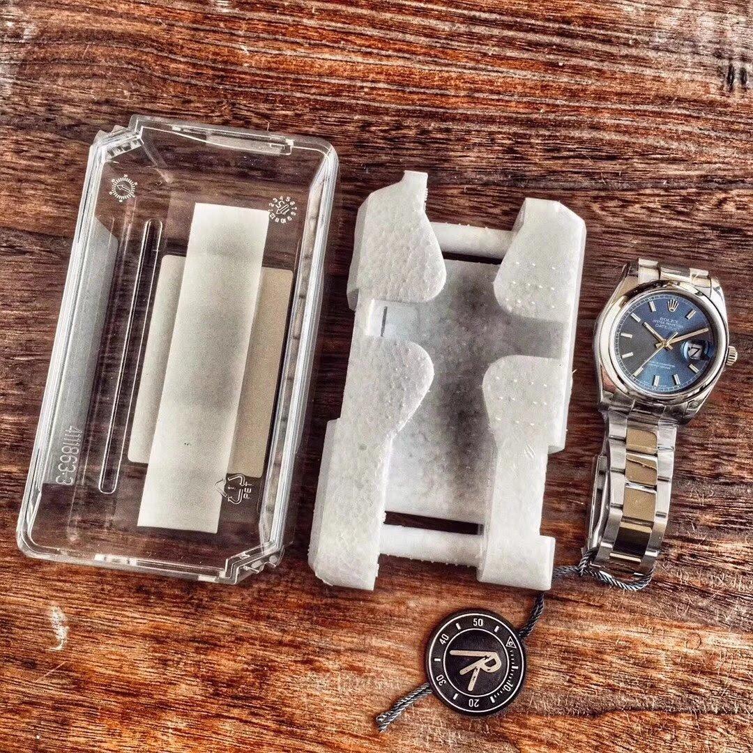 Replica Rolex Datejust 904L Watch with Box