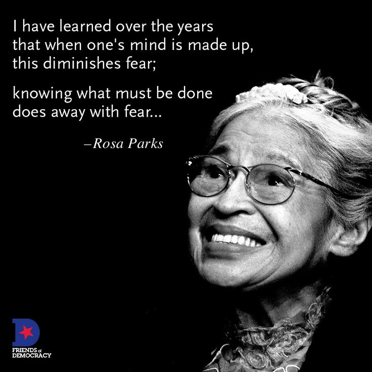 Rosa Parks Quotes. QuotesGram