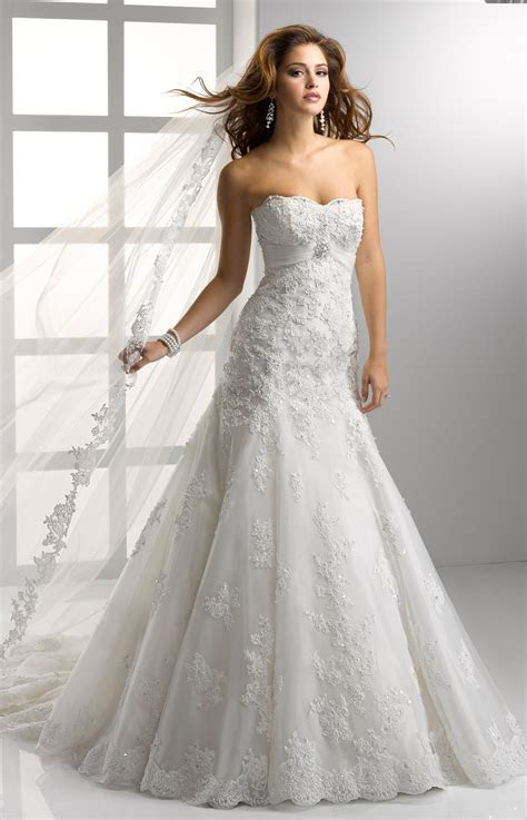 20 Terrific Sweetheart Wedding Dresses Ideas   Wohh Wedding
