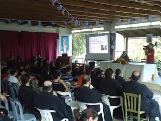 Φωτογραφία για Λήξη 2ου Συνεδρίου Νεότητος Ιεράς Συνόδου