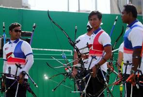 Image result for malaysia bronze archery