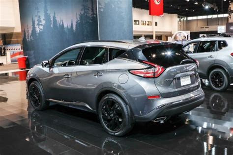 nissan murano review redesign specs