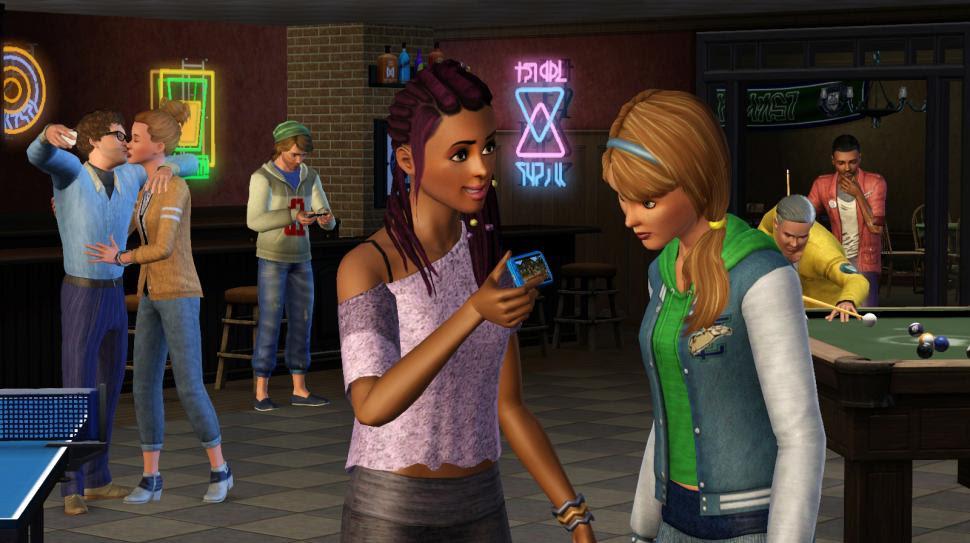 Die Sims 3 Wildes Studentenleben Im Producer Walkthrough Vorgestellt