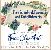 Vintage Scrapbooking Freebies