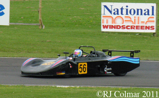 Mike Johns, Royale RP42, Castle Combe