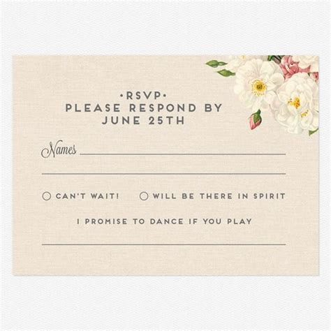 Tips to ensure guests respond to your RSVP on time   Easy