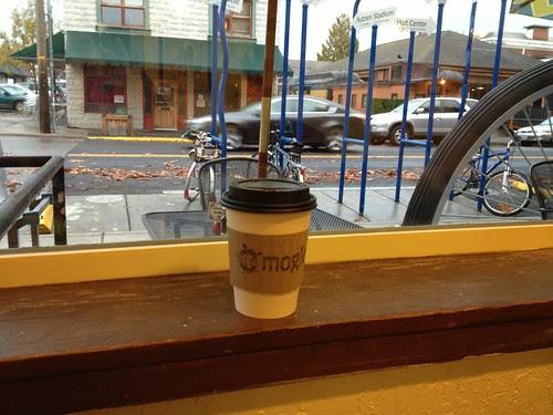 Coffeeneur #6, 3.84 miles, Morning Glory, Eugene, OR