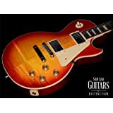 Gibson 2014 Les Paul Traditional Electric Guitar (Heritage Cherry Sunburst, SN:140003857)