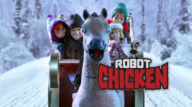 Exclusive Clip: ROBOT CHICKEN Brings Christmas to Adult Swim