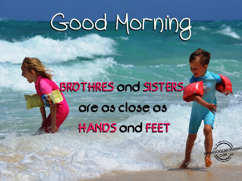 20 Good Morning Pics For My Sister