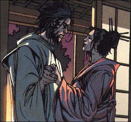 X-MEN-ウルヴァリン-コミック