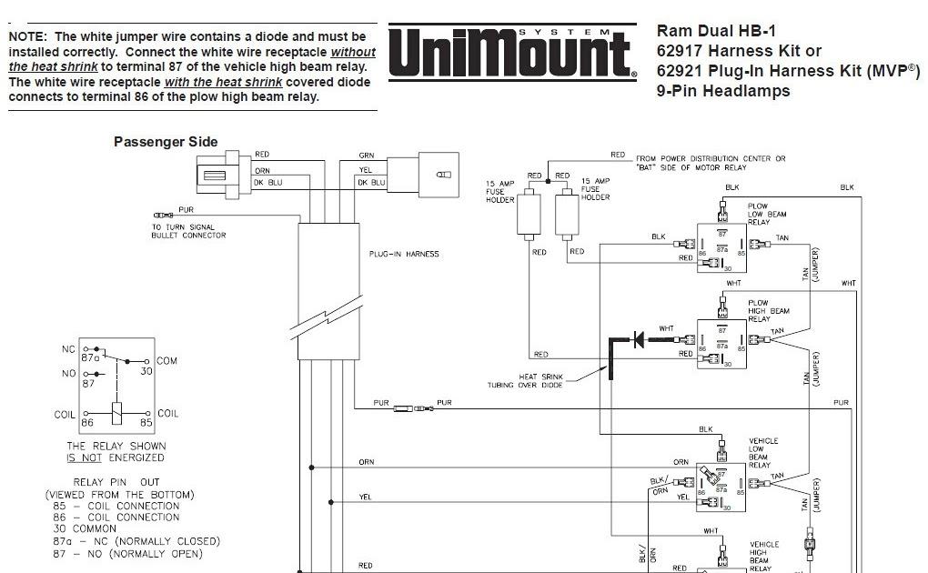 35 Fisher Plow Solenoid Wiring Diagram