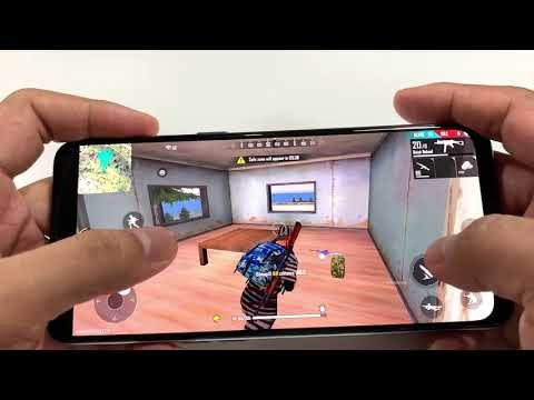 Oppo A93 2020 Test Game Free Fire Mobile
