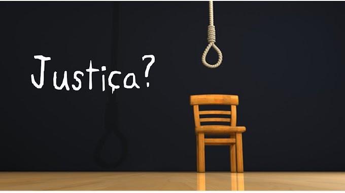 OPINIÃO - Pena de Morte Pra Que??????