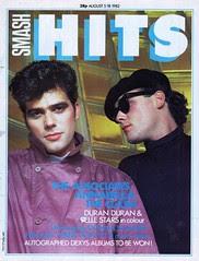 Smash Hits, August 05, 1982