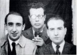 Cunqueiro, Del Riego e Carvalho