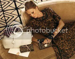 Louis Vuitton Cruise 2011: Look Book