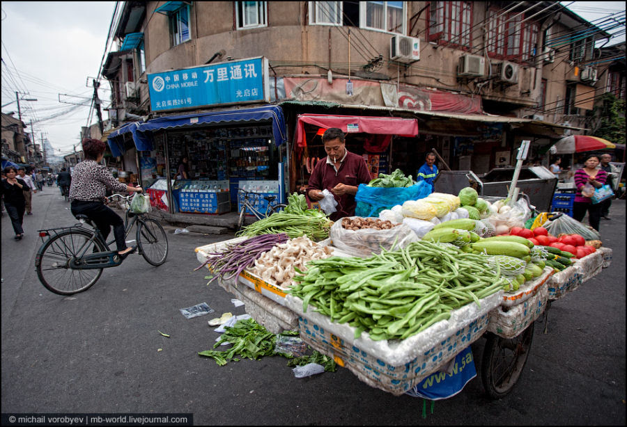 Favelas de Xangai 21
