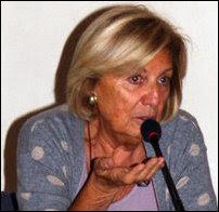 Adriana Poli Bortone from Lecce