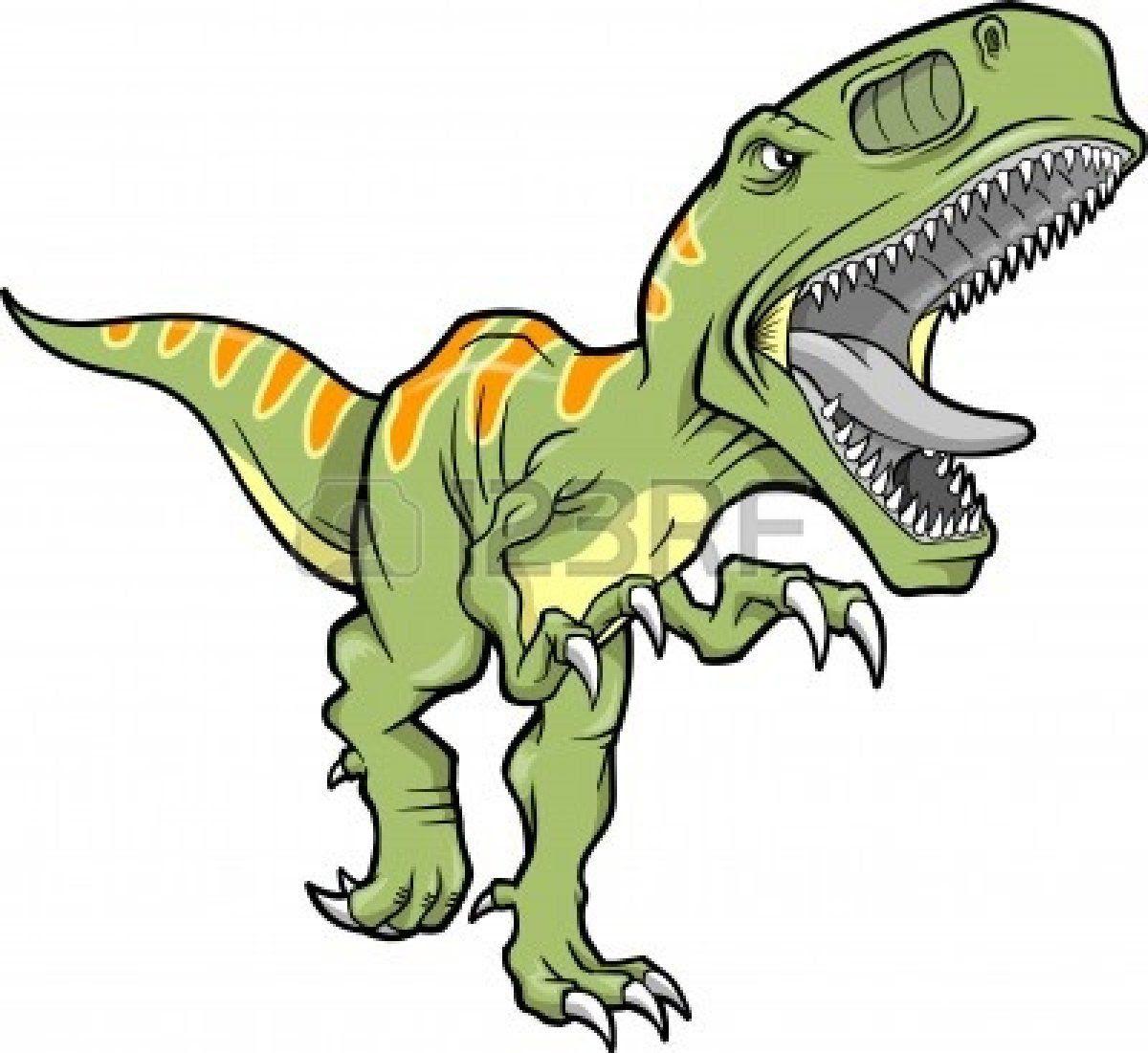 tyrannosaurus rex dino ausmalbilder - malvorlagen