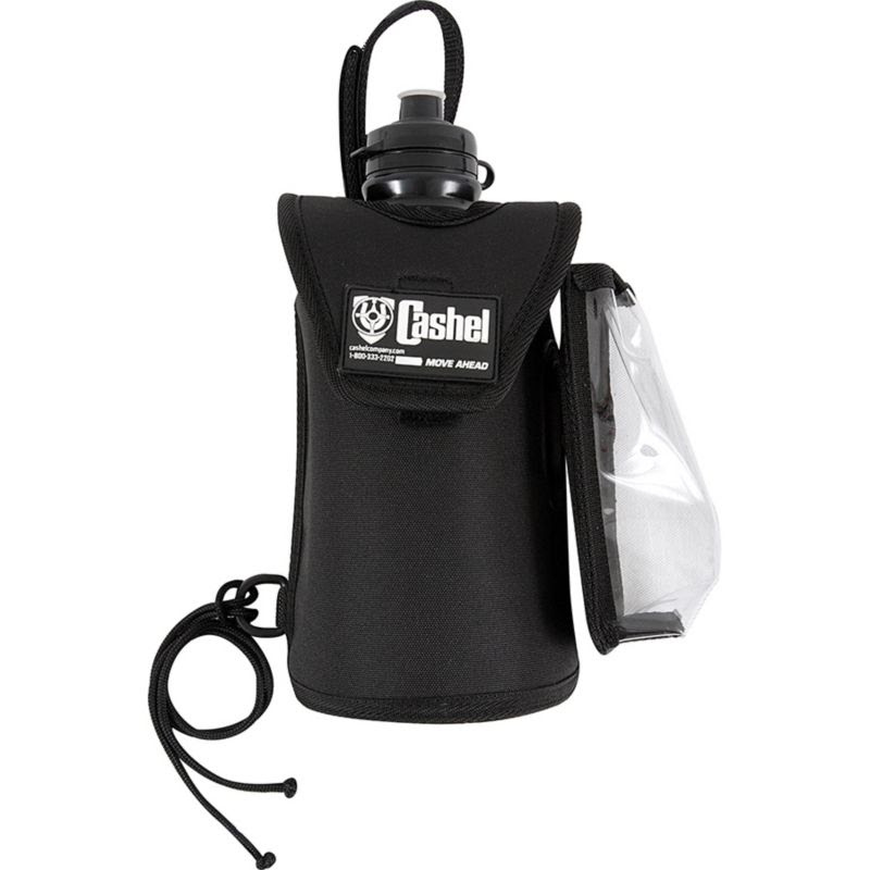DEALS Cashel Water Bottle Holder with Iphone Case Brown OFFER