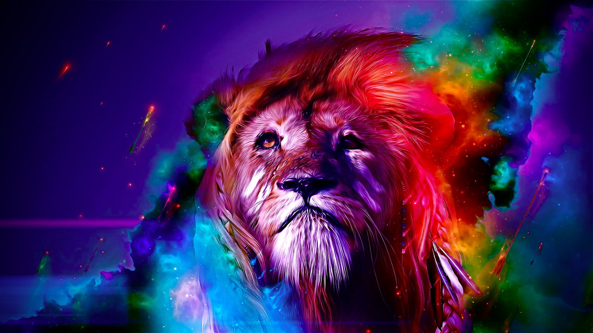 Hd Lion Wallpapers For Laptop