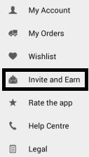 (*BACK*) Flipkart App : Refer And Earn Back Earn Free FK Gift Vouchers