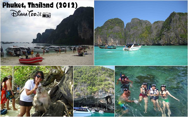 4D3N Day 3 - Phi Phi Island Day Trip
