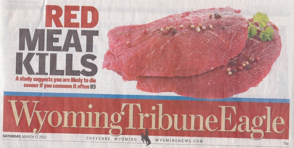 The Problem With Red Meat Research