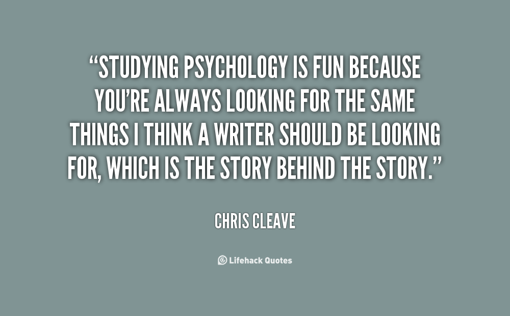 Quotes About Psychology Analysis 26 Quotes