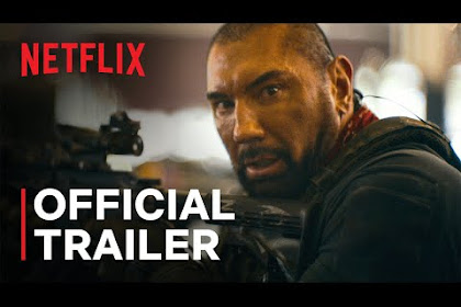 Army of the Dead (2021) 'Full Movie' Dave Bautista The Stone Quarry