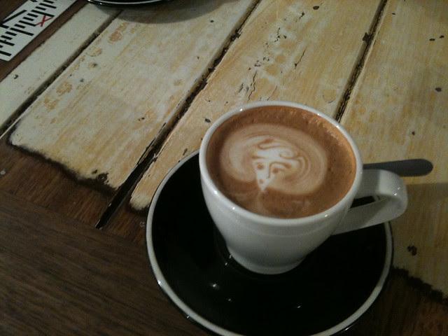 Side By Side Week 107 - Coffee Art