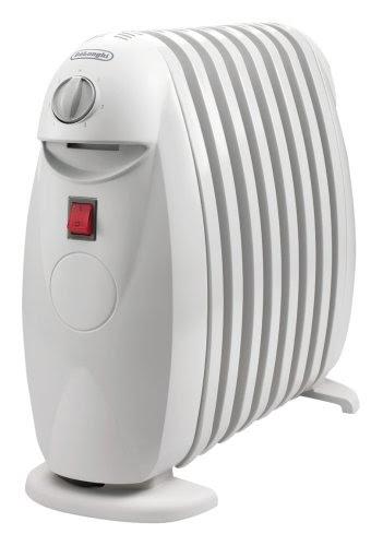 De 39 longhi serie trn trn0808m radiatore ad olio for Elettrodomestici per la casa