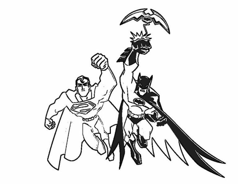 310 Dessins De Coloriage Batman à Imprimer Sur Laguerchecom Page 10