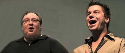 Simon Nabatov & Mete Erker (foto: Cees van de Ven)