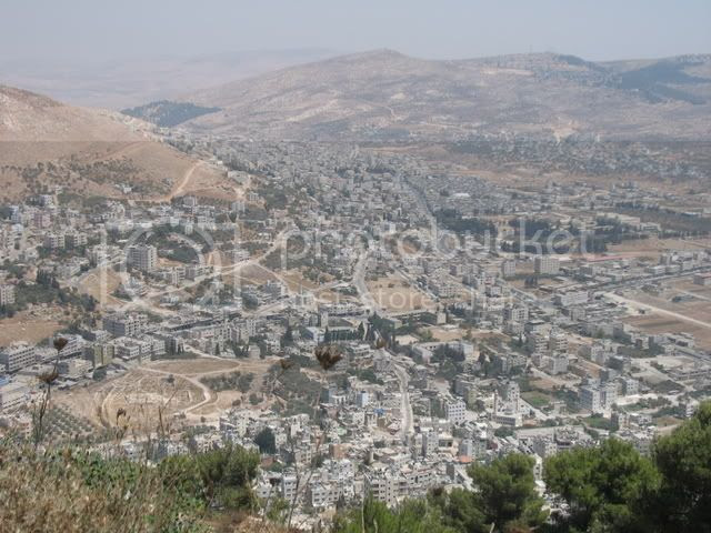 Looking at Shechem 3