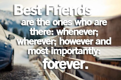 Best Friends Forever Quotes And Messages Wishesgreeting Friend Quotes