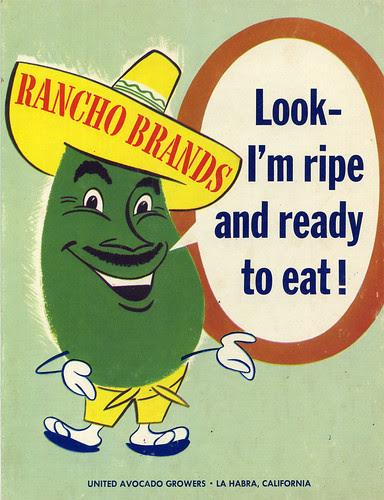 Rancho Brands Avocados sign