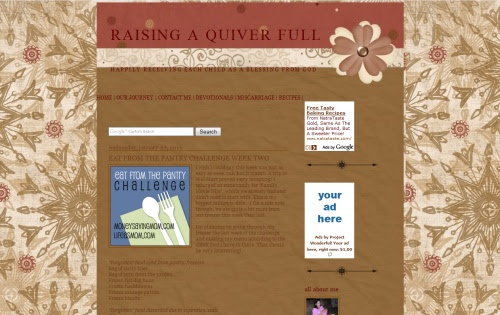 Raising A Quiver Full